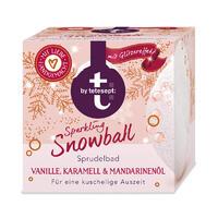 T: BY TETESEPT KOUPELOVÁ KOULE SNOWBALL 165 g