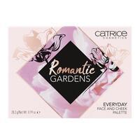 Catrice Paleta na obličej Romantic Gardens
