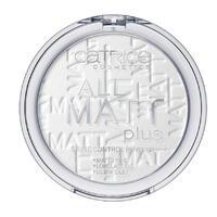 Catrice Pudr All Matt Plus 001