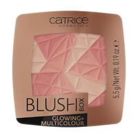 Catrice Tvářenka Blush Box Glowing + Multicolour 010