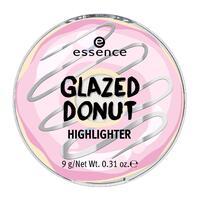 essence rozjasňovač glazed donut
