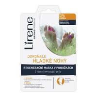 LIRENE péče o nohy 2 fázová 3% urea (peeling a maska)