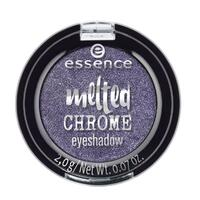 essence oční stíny melted chrome 03