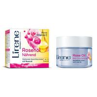 LIRENE Růžový olej krém denní/noční 50ml