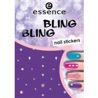 essence nálepky na nehty bling bling 01/