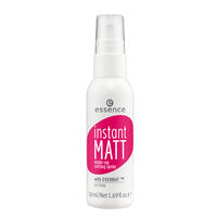 essence fixační sprej na make-up instant matt
