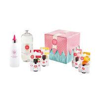 Cosmetic Kitchen Box pro Sprchový gel, dámský