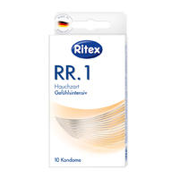 RITEX kondomy RR.1 - intenzivní prožitek 10ks