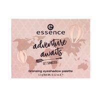 essence adventure awaits paletka očních stínů bronzing 01