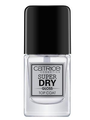 Catrice Krycí lak Super Dry Gloss - 1