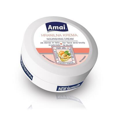 AMAI vyživující krém new 250 ml - 1