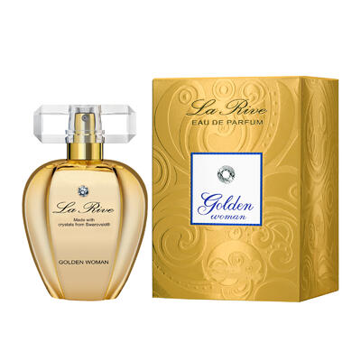 LA RIVE Swarovski Golden Woman,75ml;