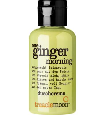treaclemoon Ginger morning sprch.gel cestovní, 60 ml;