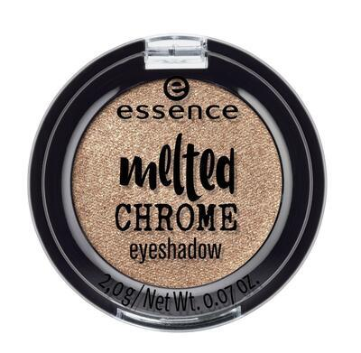 essence oční stíny melted chrome 08