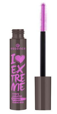essence řasenka I love extreme crazy volume brown