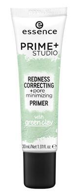essence podklad prime+ studio redness correcting
