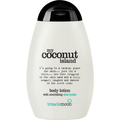treaclemoon My coconut island, tělové mléko 200ml;