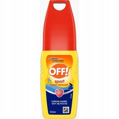 OFF! Sport rozprašovač 100 ml-novinka - 1