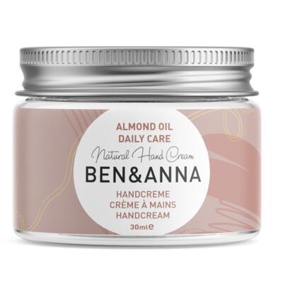 BEN&ANNA krém na ruce daily care, 30 ml - 1