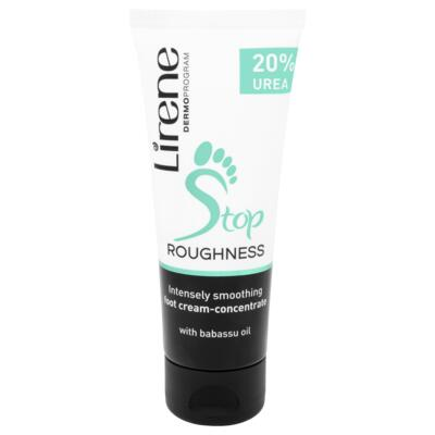LIRENE STOP 20 % UREA,  75 ml