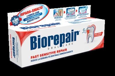 Biorepair Fast Sensitive Repair International