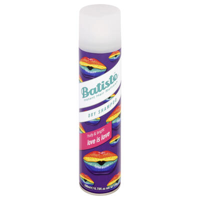 BATISTE Love is Love 200ml suchý šampon