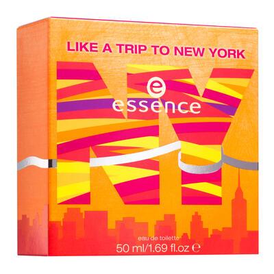 ESSENCE TOALETNÍ VODA LIKE A TRIP TO NEW YORK 50ML - 1