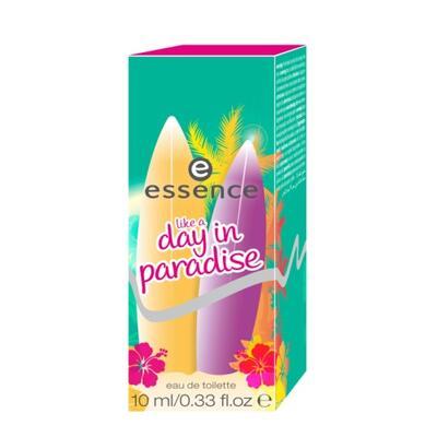 ESSENCE TOALETNÍ VODA LIKE A DAY IN PARADISE 10ml - 1