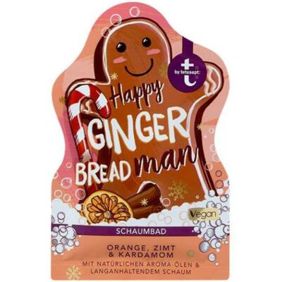 T: BY TETESEPT HAPPY GINGER BREAD MAN