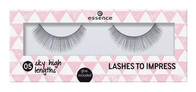 essence umělé řasy lashes to impress 05