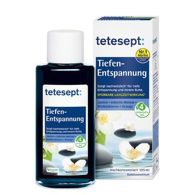 TETESEPT HLUBOKÉ UVOLNĚNÍ KOUPEL 125 ml - 1