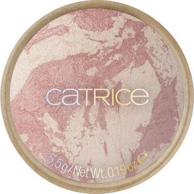 Catrice Pure Simplicity Tvářenka Baked C02 - 1