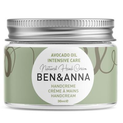 BEN&ANNA krém na ruce intensive care, 30 ml