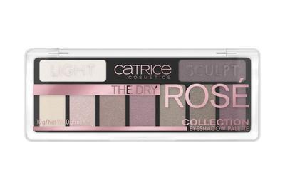 Catrice Paleta očních stínů Dry Rosé 010 - 1