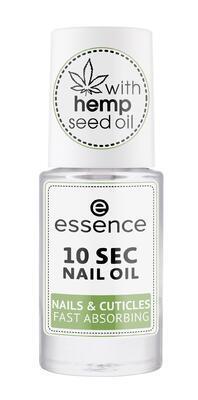 essence olej na nehty 10 sec
