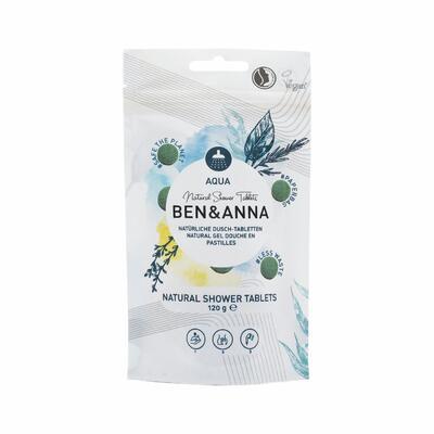 BEN&ANNA sprchový gel v tabletách AQUA - 1