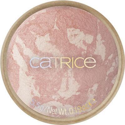 Catrice Pure Simplicity Tvářenka Baked C03 - 1
