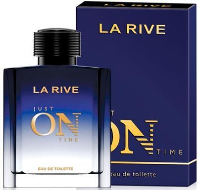 LA RIVE Just on time edt, 100ml