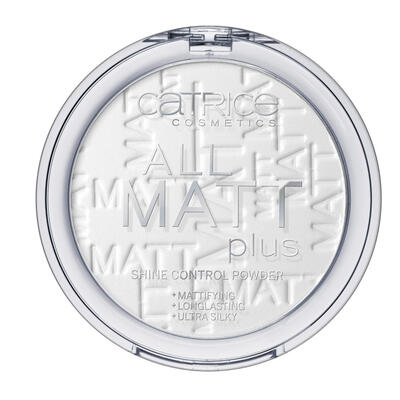 Catrice Pudr All Matt Plus 001