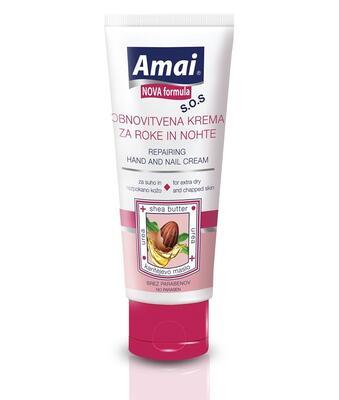 AMAI regenerační krém na ruce a nehty new 100 ml