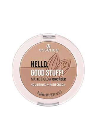 essence bronzer HELLO, GOOD STUFF! MATTE & GLOW 20 - 1