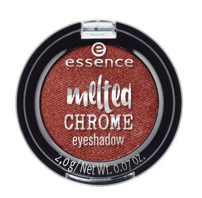 essence oční stíny melted chrome 06