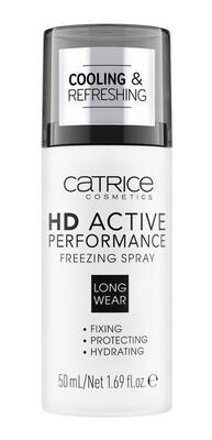 Catrice Fixační sprej na make-up HD Active Performance