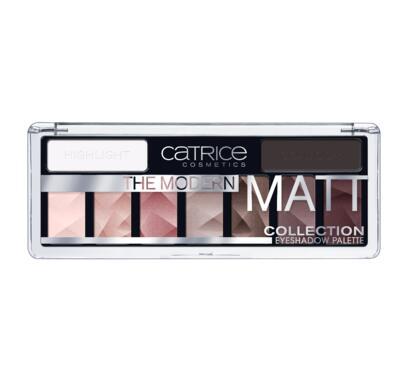 Catrice Paleta očních stínů Modern Matt 010 - 1