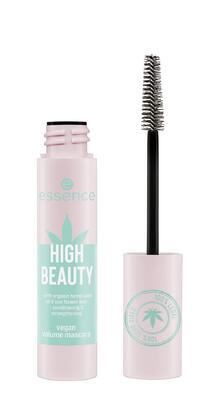 essence HIGH BEAUTY řasenka vegan volume - 1