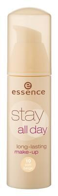 ESSENCE MAKE-UP STAY ALL DAY 10