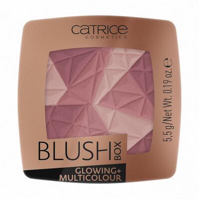 Catrice Tvářenka Blush Box Glowing + Multicolour 020 - 1