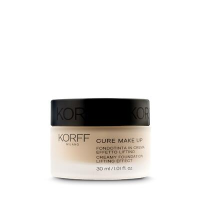 KORFF CURE MAKE UP CREAMY FOUNDATION LIFTING EFFECT 01 CREME 30 ml