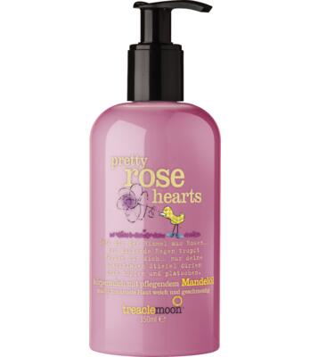 treaclemoon Pretty rose hearts tělové mléko, 350 ml;