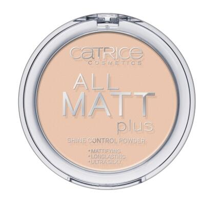 CATRICE PUDR ALL MATT PLUS 010